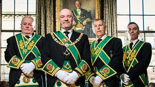 BBC Two - Secrets of the Masons, Many believe the ...