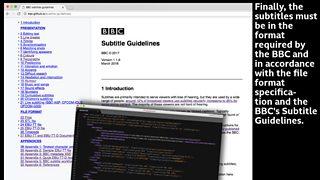 How do I create subtitles? - Academy Guides