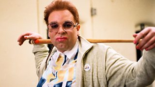 Bbc Two The League Of Gentlemen Series 3 The Lesbian