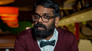80aa6b9b51f Romesh Ranganathan answers the phones!