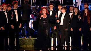 BBC - Kim Criswell performs some Broadway songs for the