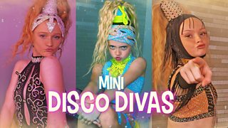 Bbc scotland mini disco divas series 1 episode 1 trailer for mini disco divas - Diva radio disco ...