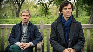 BBC One - Sherlock, Series 3, The Sign of Three, Sherlock ...