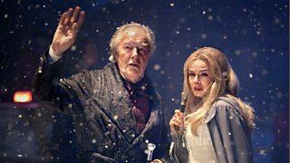Dr Who Christmas Carol.Bbc One Doctor Who A Christmas Carol Kazran Sardick