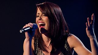 Bbc One The Voice Uk Series 1 The Voice Uk Blind