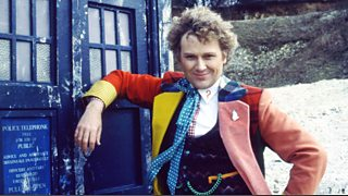 colin baker doctor who