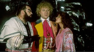 BBC One - Doctor Who, Colin Baker: The Sixth Doctor - Colin