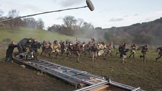 Bbc Two The Hollow Crown Series 1 Behind The Scenes Of The Hollow Crown We Had The Most Wonderful Help And Support From The Dean Chapter At Gloucester Cathedral