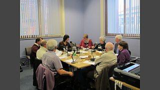 Belfast Poetry Workshop