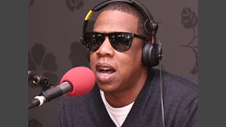 BBC Radio 1 - Jo Whiley, Live from Jo's Lounge with Jay-Z