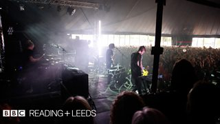The 1975 at Reading Festival