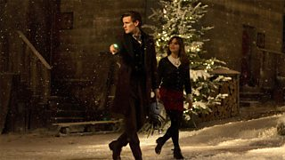 Doctor Who Christmas Special 2013.Bbc One Doctor Who The Time Of The Doctor The 2013