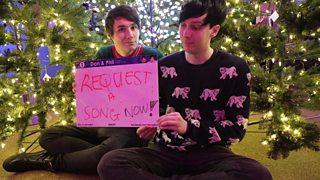 Dan And Phil Christmas Sweater.Bbc Radio 1 Dan And Phil Dan And Phil Season 2