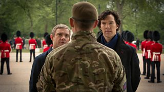 BBC One - Sherlock, Series 3, The Sign of Three, The Sign of Three
