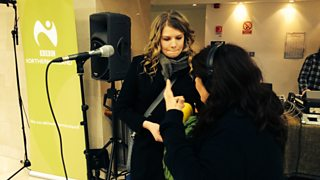 BBC Radio Ulster - The Arts Show, 17/03/2014, Waterfront
