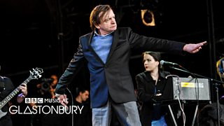 Image result for the fall glastonbury 2015