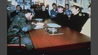 BBC Radio 4 - Document, The Strange Voyage of the Blonde