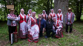 the hairy bikers northern exposure poland