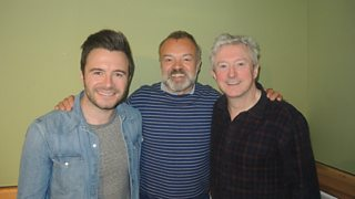 BBC Radio 2 - Graham Norton, September 2015 - Shane Filan