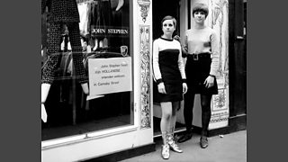 Images from Caroline Young's new book STYLE TRIBES: THE FASHION OF SUBCULTURES