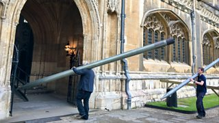 BBC Radio 3 - Radio 3 in Concert, King's College Organ Gala