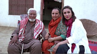 BBC Two - Dangerous Borders: A Journey across India