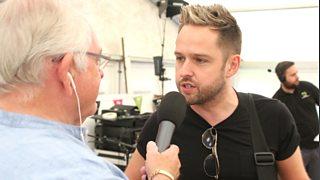 BBC Radio Ulster - Hugo Duncan, Hugo Duncan live from Leitrim