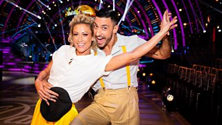 d0d42a60fc97 BBC One - Strictly Come Dancing, Series 16, Week 10, Backstage Week ...