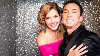 ae91fdaaf9de BBC One - Strictly Come Dancing, Series 16, Week 10, Backstage Week Ten