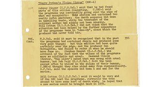 Monty Python s Flying Circus TV Weekly Programme Review 23 December 1970