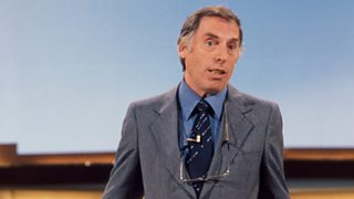 Larry Grayson's Generation Game, 1978-81, BBC One.