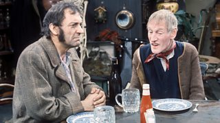 Steptoe and Son: Any Old Iron?