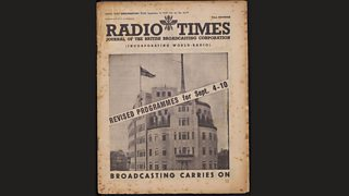 Radio Times September 4, 1939