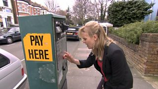 Bbc One Your Money Their Tricks Survivor S Guide Parking On