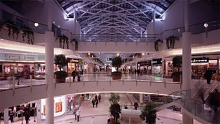 Braehead shopping centre, Glasgow