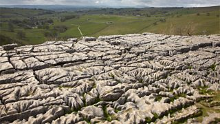 Limestone pavement, Yorkshire Dales