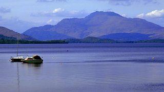 Loch Laomainn, Alba