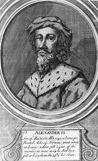 Alasdair III, Rìgh Alba