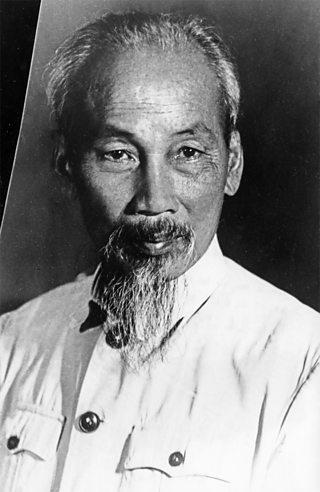 Ho Chi Minh, Ceannard Bhietnam a Tuath