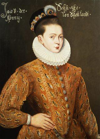 A young James VI