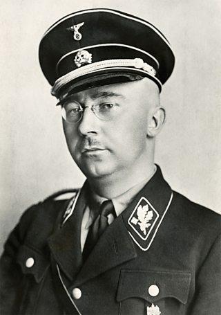 Heinrich Himmler, Ceannard an SS ann an Gearmailt nan Nadsaidh