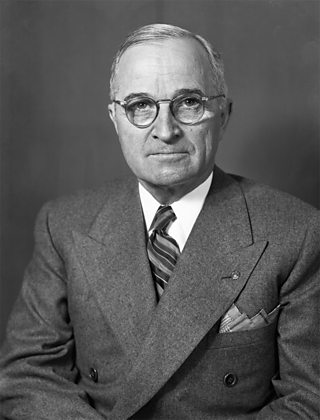 Dealbh de Harry Truman, Ceann-suidhe nan SA