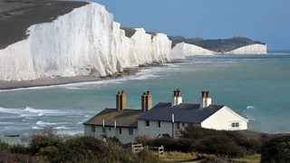 The Seven Sisters in East Sussex