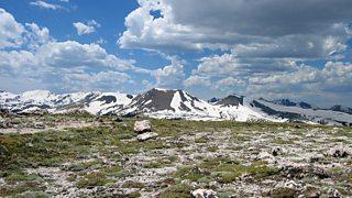 Tundra in Colorado