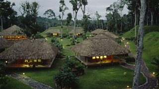 Eco tourism resort in Belize