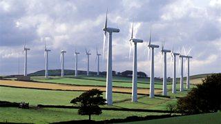 Wind Turbines on Ovenden Moor, West Yorkshire