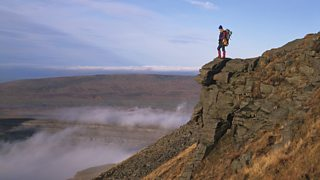 The Yorkshire Dales attract tourists who enjoy wildlife and hiking