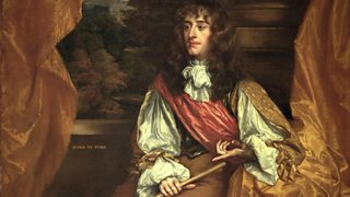 Portrait of James VII of Scotland (James II of England) as Duke of York