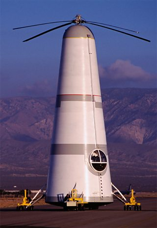 The Mojave Air and Spaceport