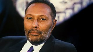 Sue Lawley's castaway is cultural theorist Professor Stuart Hall
